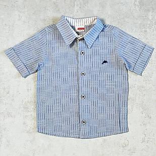 Рубашка для мальчика, 2 года