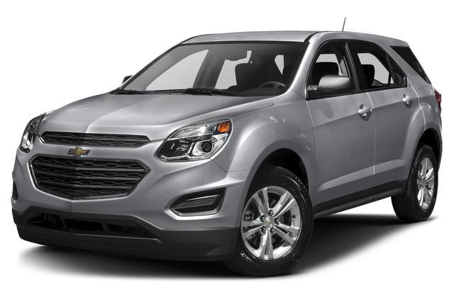 Chevrolet Equinox 2017↗ гг.