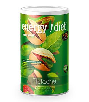 Протеїновий коктейль для схуднення Energy Diet NL Фісташка, 450 г
