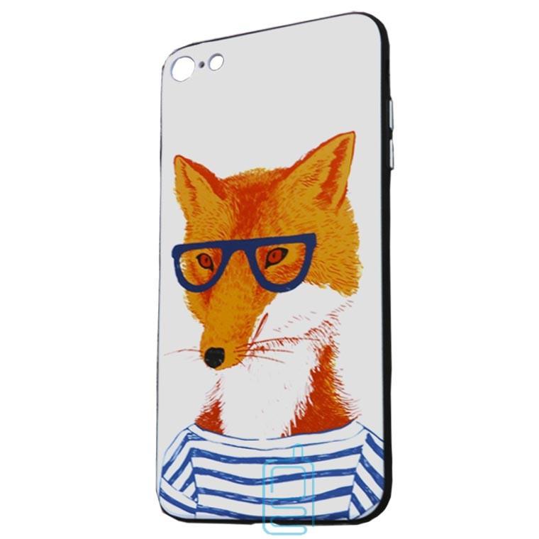 Чехол Creative TPU+PC Apple iPhone 7, 8, SE 2020 Fox