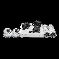 Комплект видеонаблюдения Green Vision GV-K-S17/08 1080P