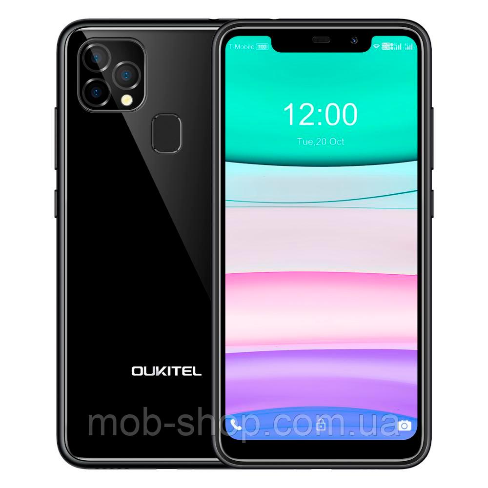 Смартфон OUKITEL C22 black 4/128 Гб