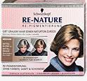 Re-Nature Re-Pigmentierungs-Creme Medium Frauen - Крем-восстановитель цвета волос, русый оттенок