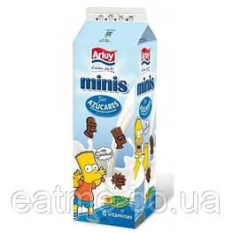 Мини шоколадное печенье без сахара с витаминами Simpsons Arluy 275g