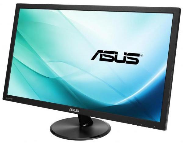 """Монитор 21.5"""" Asus VP228DE 1920 x 1080 Full HD 16:9"""