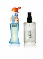 Moschino I Love Love - Parfum Analogue 65ml