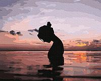Картина по номерам 40х50см. GX36049 Подводный мир Rainbow