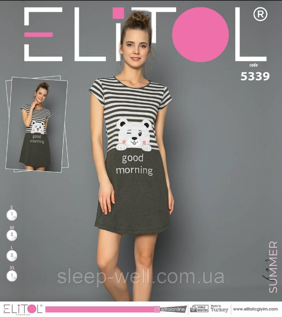Молодіжна нічна сорочка,ELITOL 5339