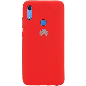 Чехол Silicone Cover Full Protective (AA) для Huawei Y6s (2019) / Y6 (2019)