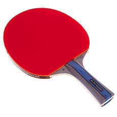 Ракетка для настільного тенісу 1 штука в чохлі DUNLOP MT-679202, фото 2