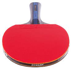 Ракетка для настільного тенісу 1 штука в чохлі DUNLOP MT-679202, фото 3