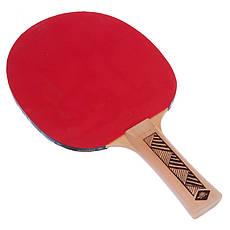 Набор для настольного тенниса 2 ракетки, 3 мяча DONIC LEVEL 150 MT-788497, фото 3