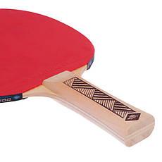 Набор для настольного тенниса 2 ракетки, 3 мяча DONIC LEVEL 150 MT-788497, фото 2