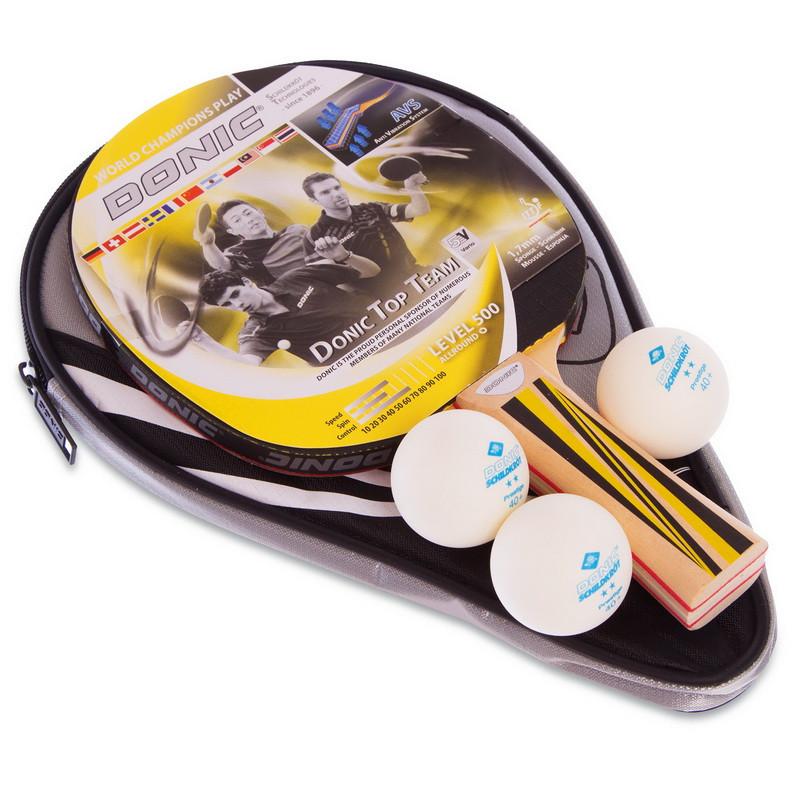 Набор для настольного тенниса DONIC Уровень 500 MT-788480