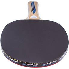 Ракетка для настільного тенісу (1 шт) DONIC LEVEL 500 MT-714405, фото 3