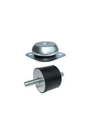 Виброизоляторы резиновые и резинометаллические (виброопоры)