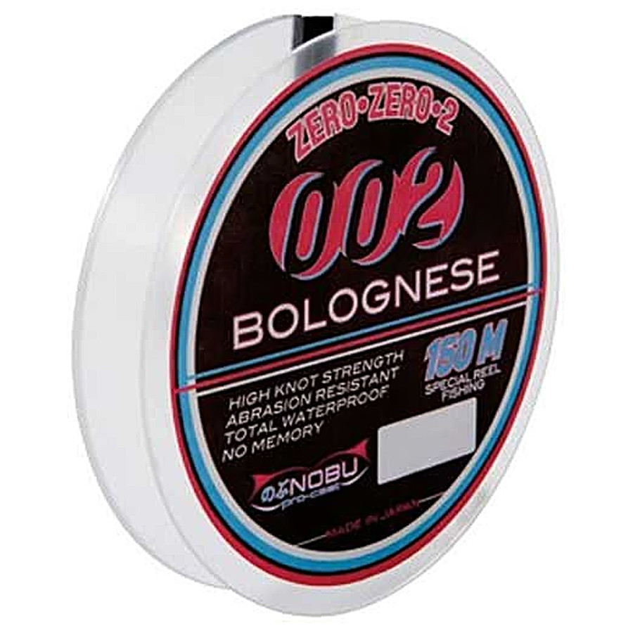 Леска Lineaeffe NOBU Pro-Cast 002 Bolognese 0.26мм 150м FishTest-8.06кг(прозрачная) Made in Japan