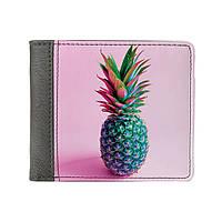 Брендовые кошельки портмоне бумажники ZIZ Ананас