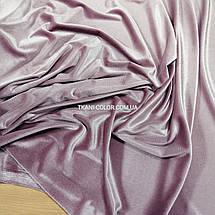 Тканина оксамит стрейч фрез, фото 3