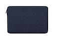 """Чехол для ноутбука Xiaomi Mi RedmiBook 14"""" - темно-синий, фото 3"""