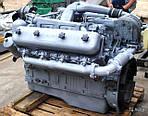 Двигатель с турбиной К36