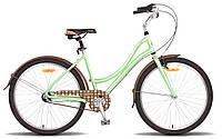 """Велосипед 26'' PRIDE CLASSIC рама - 18"""" оливковый матовый 2016"""