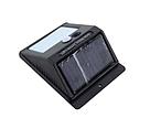Светодиодный Навесной фонарь с датчиком движения 609 + solar 20 диодов AVE, фото 7