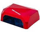 Гибридная ультрафиолетовая CCFL+LED УФ лампа 36W Quick CCFL LED Nail Lamp UKC выдвижное дно AVE, фото 3
