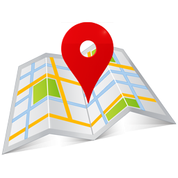 Размещение на картах в интернете