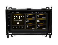 "Штатна автомагнітола Incar DTA-1522R Mercedes A/B class Android 10 8"" valcoder+Navi"