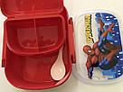 """Пищевой контейнер для ланча с ложечкой """"Детский"""" EL 246-44 AVE, фото 3"""