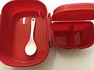 """Пищевой контейнер для ланча с ложечкой """"Детский"""" EL 246-44 AVE, фото 4"""