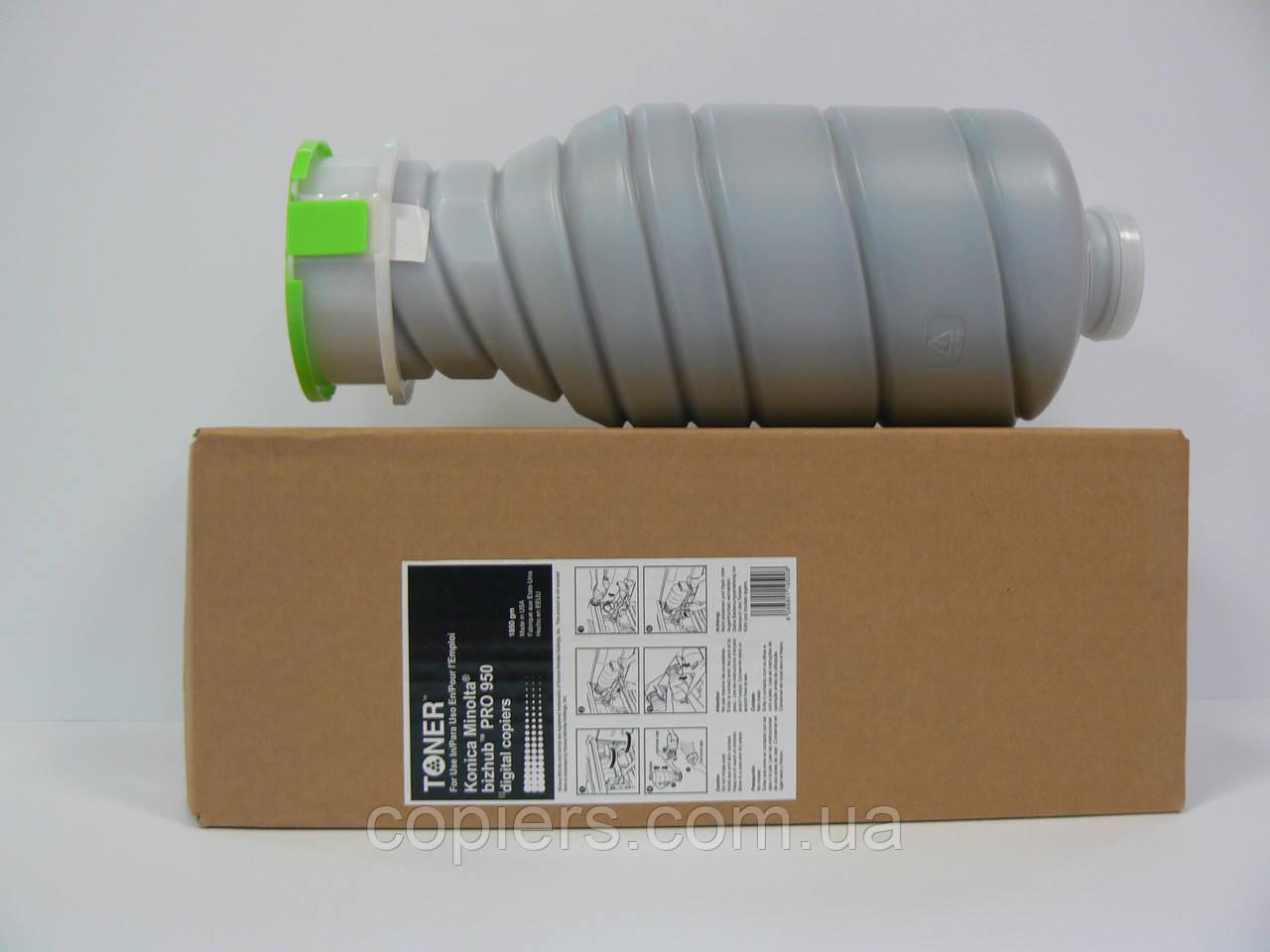 Тонер картридж TN-910 Konica Minolta Bizhub 920, не оригинал, tn910, 1570 g tn 910