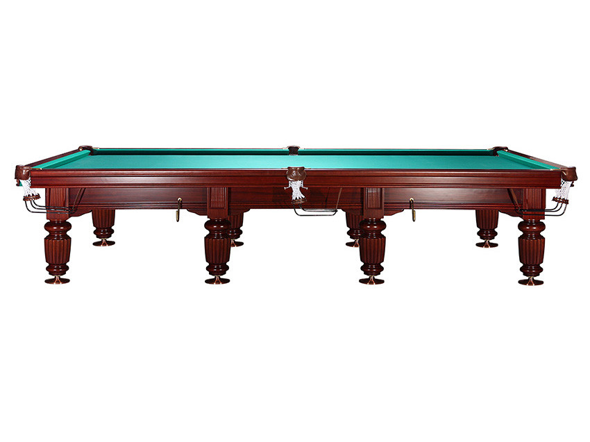 Більярдний стіл Елеганс 10ф ардезия38мм 2.8 м х 1.4 м