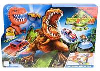 Трек с запуском Динозавр 8899-91
