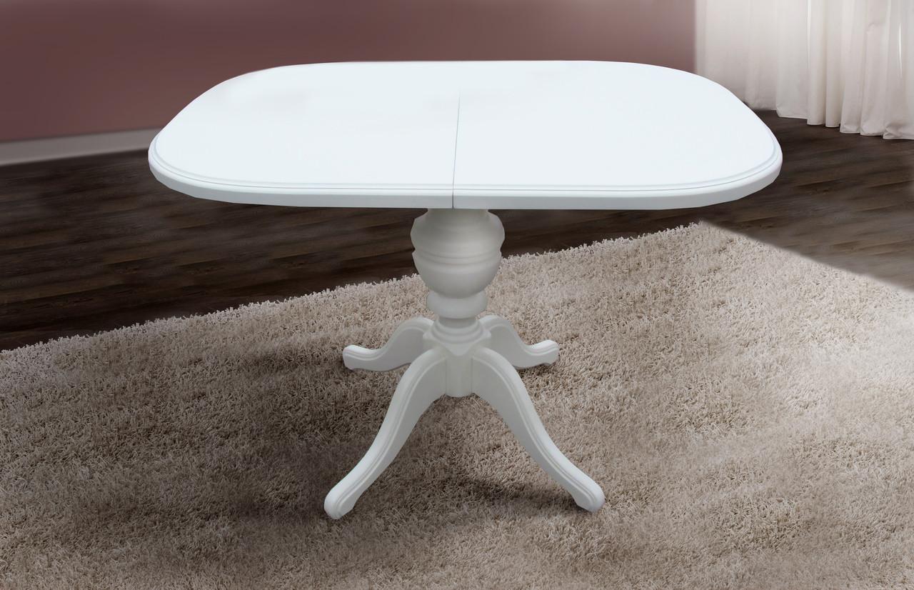 Стол обеденный Триумф белый (Микс-Мебель ТМ)