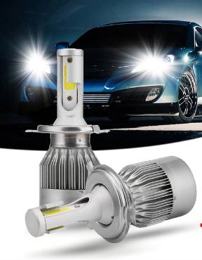 Светодиодные автомобильные лампы Лед Led h1/h3/h7/h4 В наличии есть все цоколя! AVE