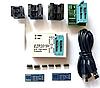 EZP2019 программатор микросхем + 6 адаптеров