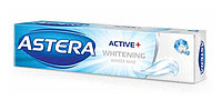 Зубная паста Astera Whitening отбеливающая 50 ml