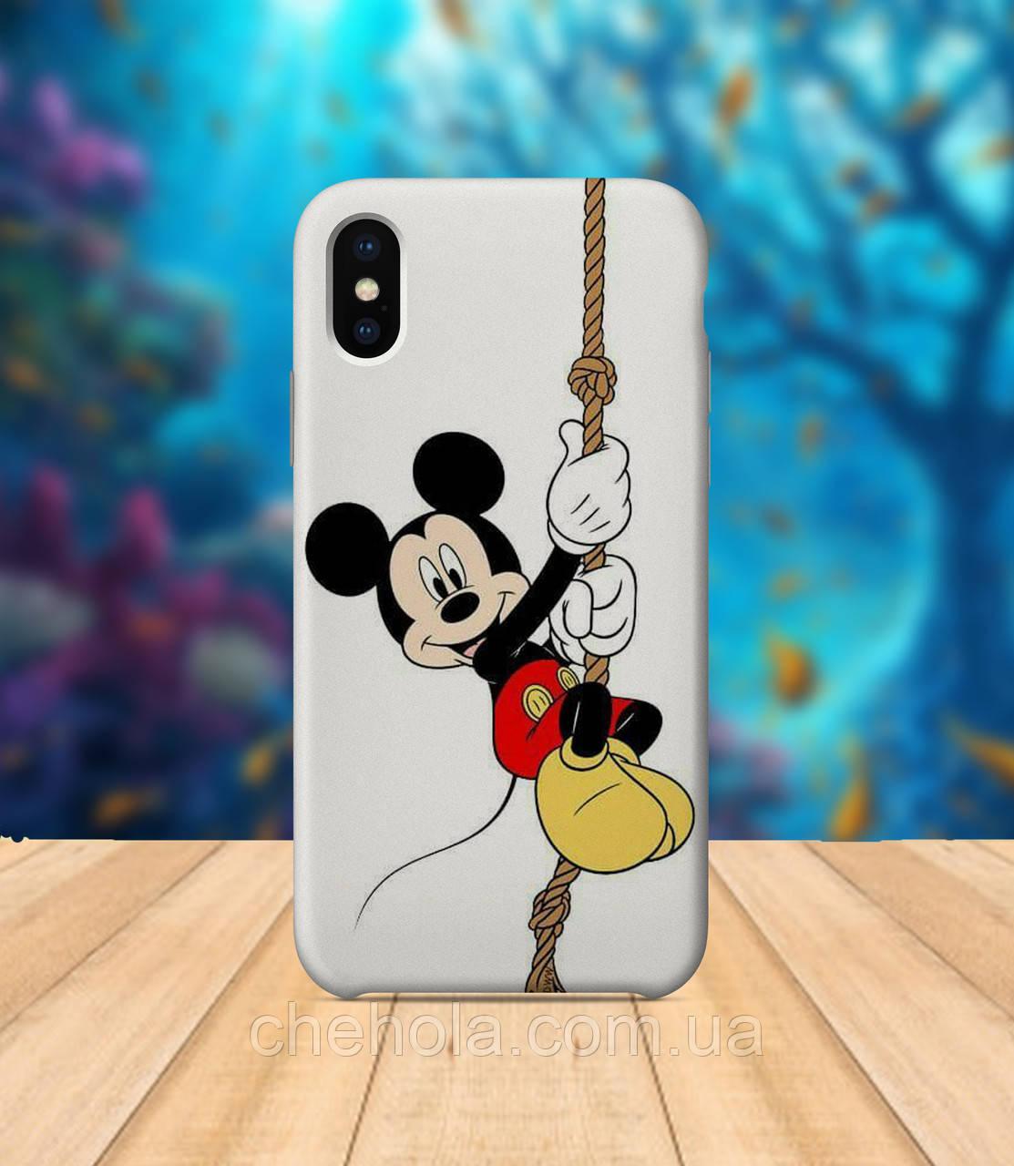 Чехол для apple iphone x XS max Микки Маус чехол с принтом