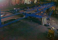 Конвейер ленточный передвижной, на колесах, ТрЛП, фото 1