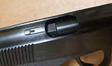 Пневматический Макаров мр 658К (Blowback ПМ), фото 4