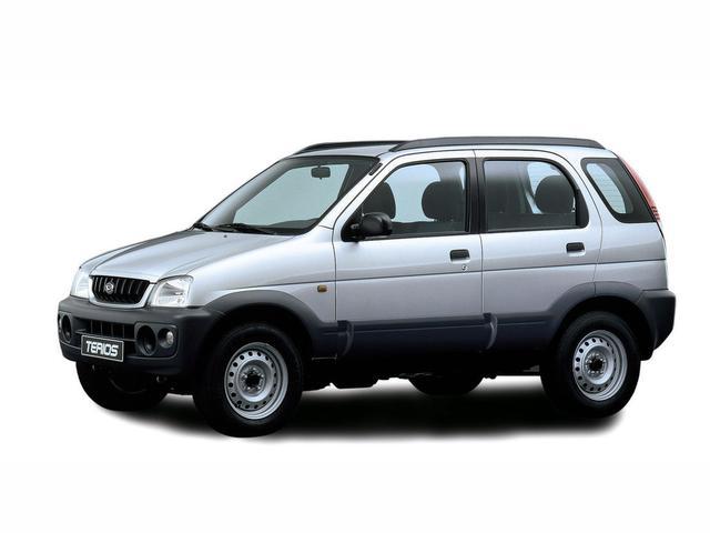 Daihatsu Terios 2003-2005 гг.