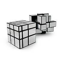 Кубик рубика Зеркальный (серебро)
