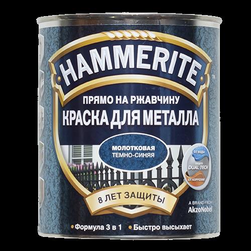 Hammerite (Хамерайт) Молотковый эффект 5 л
