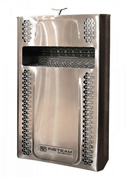 Генератор легкого пара Теплодар 5.2 кВт, объем парилки 10-20 м.куб для бани и сауны