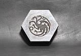 Лоток для гри в кістки dnd / Дерев'яна коробка в сільському вінтажному стилі / RPG Dice box, фото 4