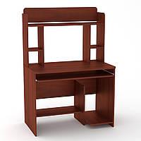 Компьютерный и письменный стол. Стол компьютерный в детскую. СКМ-6 ш: 1000 мм. в: 756 + 686 мм г: 598 мм