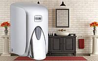 Дозатор жидкого мыла, 500 мл, ABS пластик хром, Vialli, S5C