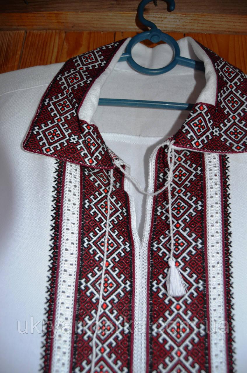 вишиванка, вишитая рубашка